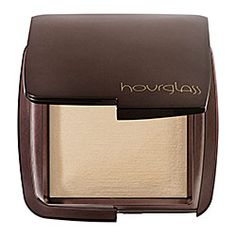 Hourglass Ambient Lighting Powder in Diffused Light - soft, warm pale yellow powder #sephora