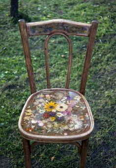 Designer products made of epoxy resin furniture Opo . - Flowers nature ideas - Möbel bauen / restaurieren - Designer products made of epoxy resin furniture Opo … / products # Epoxy resin - Diy Resin Art, Diy Resin Crafts, Diy Art, Diy And Crafts, Rock Crafts, Diy Resin Ideas, Diy Resin Table, Epoxy Resin Art, Summer Crafts