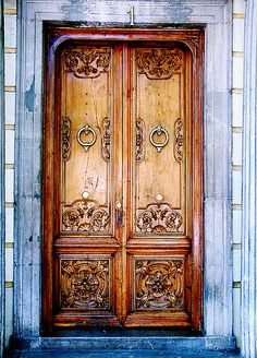 Door, No. 1, Granada, Andalucia | Flickr - Photo Sharing!