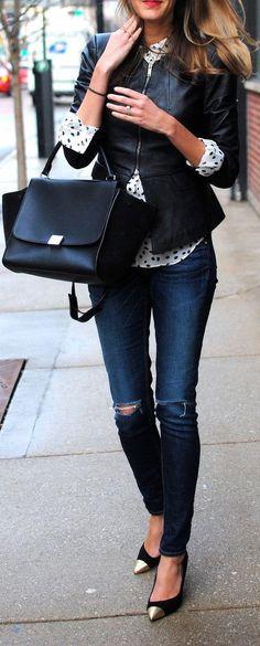 30 Popular Street Style Combinations
