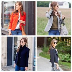 How to wear a blazer http://liketk.it/2pHco @liketoknow.it #liketkit