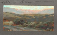 Land Sketch nathan fowkes