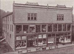 Vintage Johnstown: Cassandra Johnstown Pennsylvania, Multi Story Building, Vintage, Vintage Comics