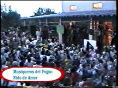 Musiqueros del Fogón, Quebracho, Paysandú, Uruguay -  Nido de amor