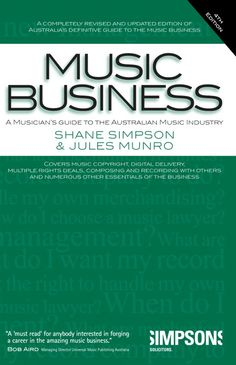 Onlu $59.95 - Everything you need to know about the Music Industry & Business