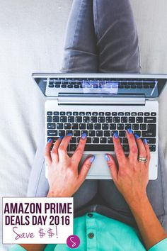 Mark it on your calendar! Amazon Prime Deals Day 2016 takes place on July 12 and is EXCLUSIVELY for Prime members.  Do you LOVE a bargain? Are you an Amazon Prime member? We've got all the information you need to save in this year's Amazon Prime Deals Day, which is promising to be bigger and better than the Black Friday sale!