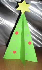 kerstboom maken in karton - Google zoeken