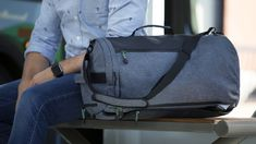 The do anything & go anywhere travel bag. A perfected minimalist design with versatile functionality for any adventure.