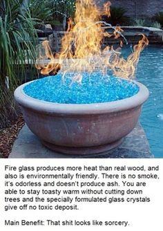 Fire Pit Alternative
