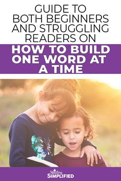 In keeping with our mission here at Reading Simplified—streamlined instruction, accelerated achievement—I propose you skip the beginning stage of traditional reading instruction: teaching letter sounds in isolation. Reading Fluency, Reading Skills, Teaching Reading, Reading Games, Teaching Letter Sounds, Teaching Letters, Reading Difficulties, Learning Games For Kids, Early Reading