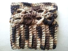Crochet+boot+cuffs+in+Platoon+with+broomstick+lace+by+hobbyhooked,+$15.00