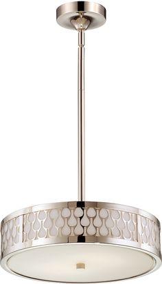 $263 Raindrop 3 Light Mini Pendant