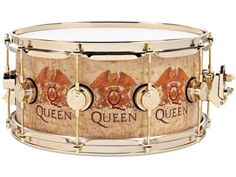 """Roger Taylor Icon Snare Drum - 14"""" x 6.5"""""""