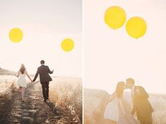 Engagement shoot props - balloons | Tips on How to Style Engagement Shoot Photos #stephaniewilliams #thismodernromance