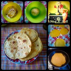 FOOD N' ROLL   ......................   il blog   ...: PANE INDIANO AL CURRY...