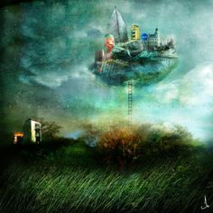 Floaty by Alexander Jansson