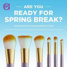 Spring Break Glam!!