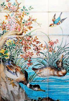 Céramique Théodore Deck Alsace, Deck, Fish, Architecture, Painting, Animals, Art, Noel, Terracotta