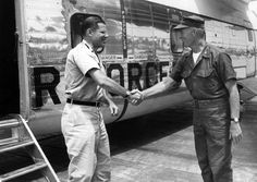 Robert McNamara is welcomed to the U. Marine airfield at Chu Lia, South Vietnam, by Colonel John D. Noble, commanding officer of Marine Aircraft during the Vietnam War on July The Chu Lai airfield was the launching base for Marine attack squadrons. South Vietnam, Vietnam War, Robert Mcnamara, Usmc, Aircraft, The Past, Product Launch, Hero, Tours