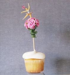 """Hottest Trends in DIY  Decorating with icings and candies is popular, but making embellishments for cupcake toppers is even bigger,"""" says Filian. Common materials include scrapbooking papers, felt flowers and wooden letters. """"The more your presentation is personalized, the more the guests will get out of it,"""" she says. """"You can even buy basic cupcakes at the grocery store and then add your handmade topper."""""""