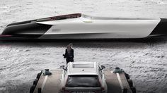 Volvo ULLA Power Boat