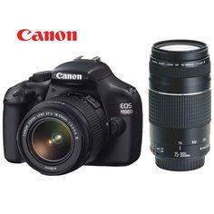 Canon EOS1100D Twin Lens Kit