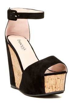 Manon Wedge Sandal by Bucco on @nordstrom_rack