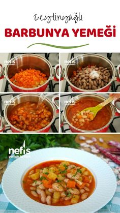 Turkish Recipes, Ethnic Recipes, Recipe For Mom, Mediterranean Recipes, Chana Masala, New Recipes, Curry, Food And Drink, Yummy Food