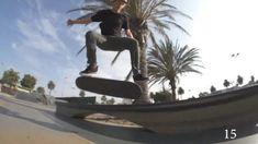 15 Tricks with Jack Olson – REAL Skateboards: REAL Skateboards – Jack Olson stacked up 15 Tricks at the Jackie Tatum Skate Plaza in Los…