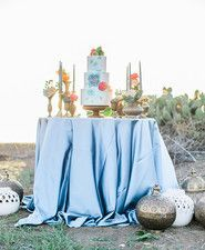 Moroccan wedding inspiration in Malibu