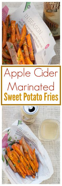 101 Sweet Potato Fries on Pinterest | Potato Fry, Baked Sweet Potatoes ...