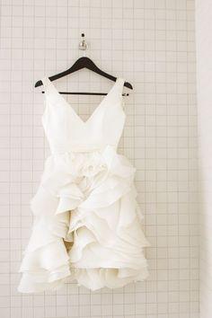 fun short dress or reception dress Photography by Gesi Schilling Photography / gesischilling.tumblr.com