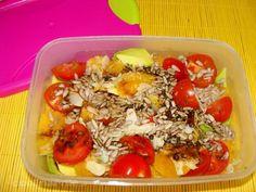 śniadanie do pracy cz. 1 Cos, Cobb Salad, Lunch Box, Bento Box