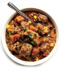 Recipe: Spicy Pork and Sweet Potato Stew