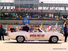 1969 Camaro Indy Pace Car.