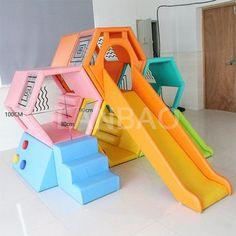 Toddler Indoor Playground, Preschool Playground, Preschool Games, Kids Indoor Gym, Baby Play Areas, Soft Play Area, Indoor Play Areas, Indoor Play Equipment, Soft Play Equipment