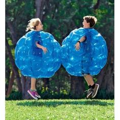 Buddy Bumper Ball....back yard activities for non-football fans?