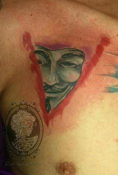#v #tattoo