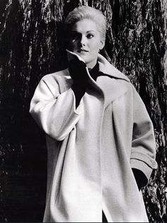 Edith Head styling the unforgettable look of Kim Novak in Vertigo.