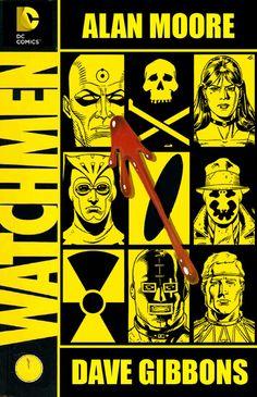 Amazon.com: Watchmen, Deluxe Edition (9781401238964): Alan Moore: Books