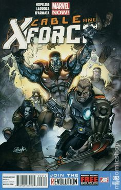 Cable and X-Force (2012) 3C