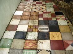 Garden Floor Tiles Design depiction of several outdoor flooring over concrete styles to gain not only beautiful outlook but awesome 8 Best Images About Painted Garden Shed Floors On Pinterest