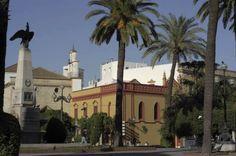 Plaza de las Angustias. Jerez