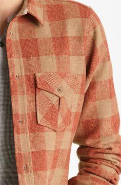 Pendleton Portland Collection Check Flannel Shirt   Nordstrom