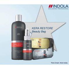 INDOLA SET XMAS KERA RESTORE Restore, Restoration, Shampoo, Xmas, Personal Care, Bottle, Beauty, Self Care, Christmas