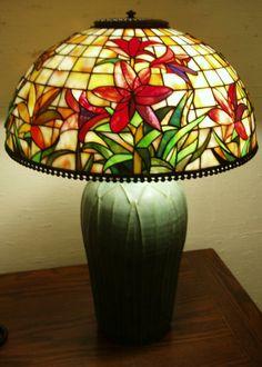 Amaryllis  ... Magic Hollows Studio's ... Morningsong Lamp