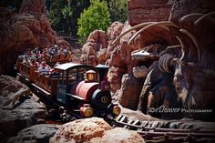 "https://flic.kr/p/CAdMAZ | ""Big Thunder Mountain Railroad"" 