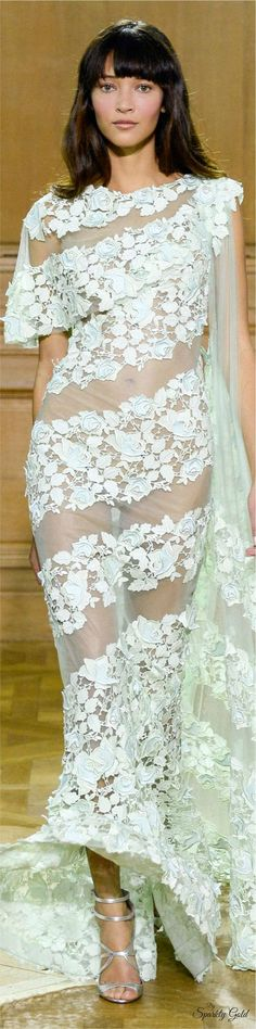 Georges Chakra Spring 2016 Couture