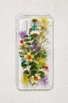 Slide View: 1: Buncha Flowers iPhone X Case