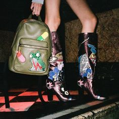 Reposting @soysheep: These bootsare made for walking and this frog  is made for kisses. Now, which pills would you take ? #Matrix, img via @marcjacobs  Marc Jacobs x Julie Verhoeven  #MJSS17 . . . . . . . . #creative #photography #instagram #design #instadaily #art #couture #boots #instaart #instadaily #happy #love #beauty #style #instaartwork #instaartist